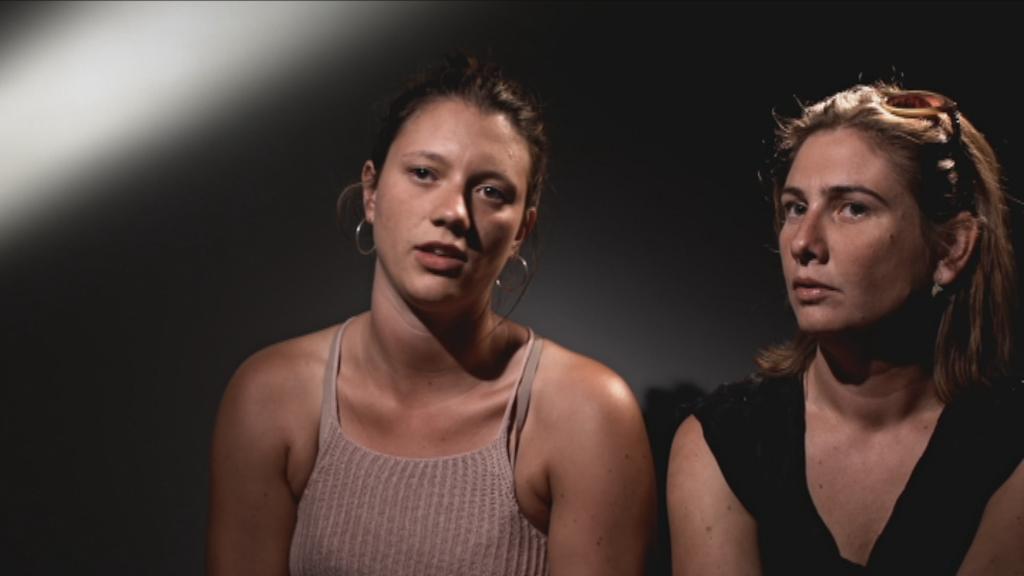 Bevergem Special - Anemone Valcke en Ilse De Koe - (c) BroekToe