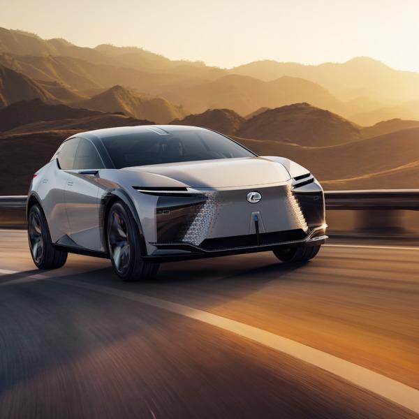 Preview: Lexus s'allie au Royal College Of Art pour imaginer la mobilité haut de gamme de demain