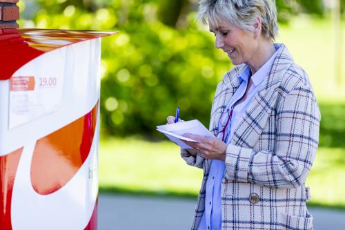 Hervatting van de verzending van brieven en pakjes naar 26 volgende internationale bestemmingen
