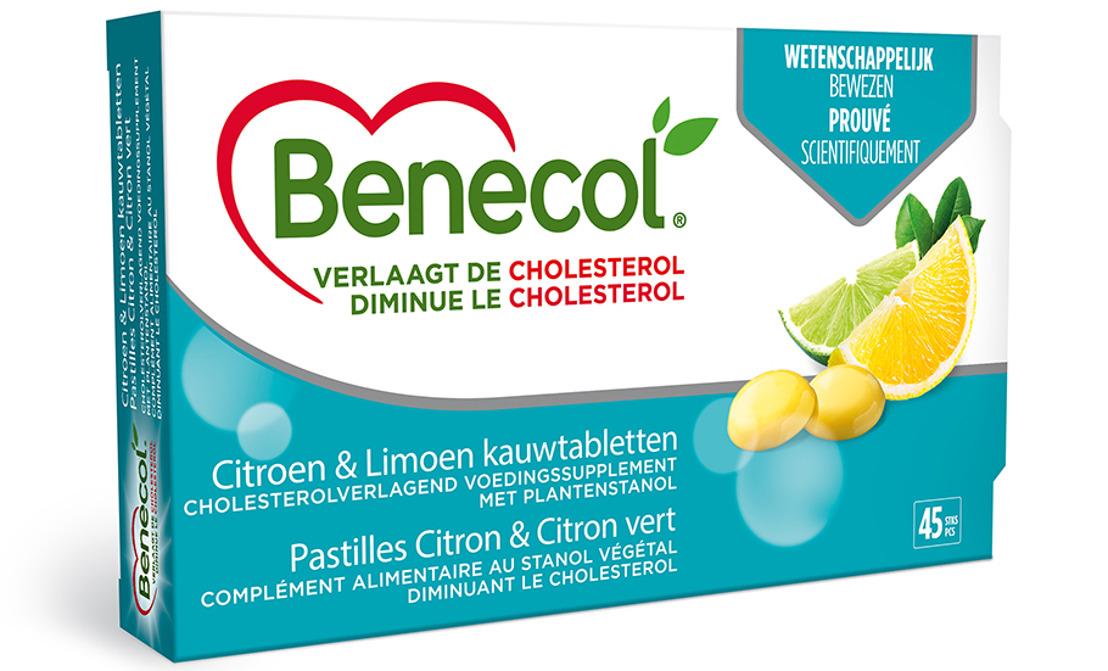 BENECOL® nu verkrijgbaar bij de apotheek
