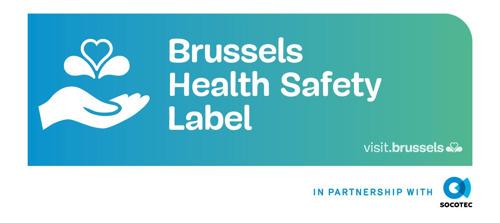 Gezondheidslabel voor de Brusselse toeristische sector