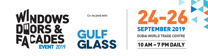 DESIGNED FOR THE HUMANS: FROM GLASS TO FACADES, THE LATEST PEOPLE-CENTRIC AND ENERGY EFFICIENT SOLUTIONS ON SHOW AT GULF GLASS AND THE WINDOWS, DOORS & FACADES EVENT