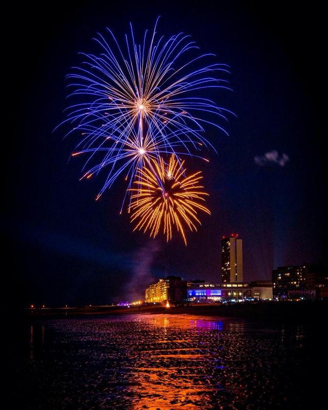 Oostende_Vuurwerk