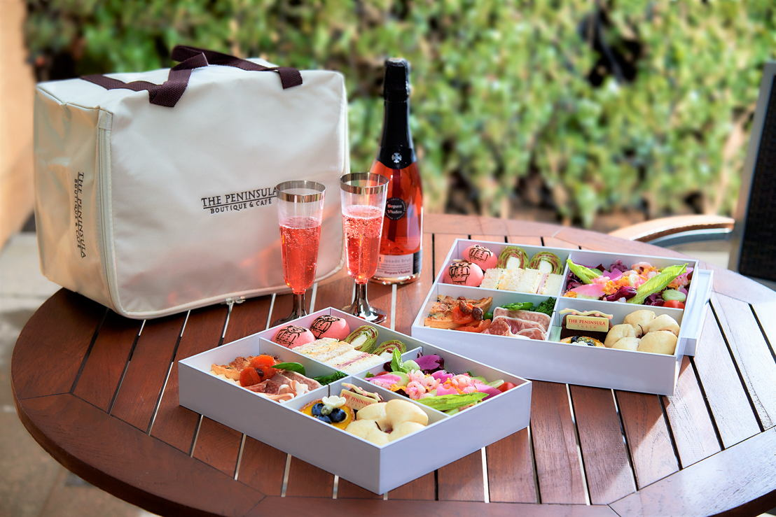 The Peninsula Tokyo: Sakura Lunch Box