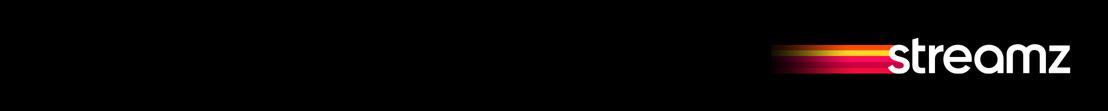 Streamz, het nieuwe streamingplatform van DPG Media en Telenet, start op maandag 14 september met titels van DPG Media, SBS en VRT