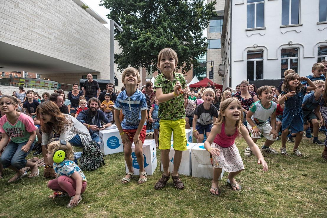 M-idzomer for kids @M-idzomer Leuven (c) Andrew Snowball