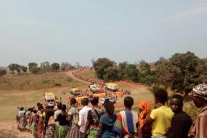 Die IKEA Foundation fordert dringend Hilfe für die Vertriebenen in Kalémie (DR Kongo)