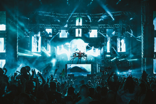 Ever After Music Festival Powered by PK Sound Trinity Robotic Line Arrays