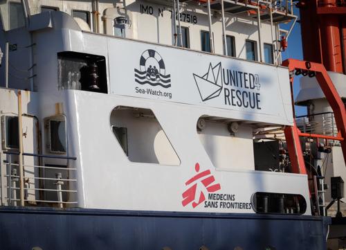Sea-Watch, Ärzte ohne Grenzen und United4Rescue retten gemeinsam Leben auf dem Mittelmeer – erster Rettungseinsatz startet im August