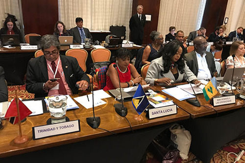 Saint Lucia Observes One Year Anniversary of Historic Escazú Agreement Endorsement!