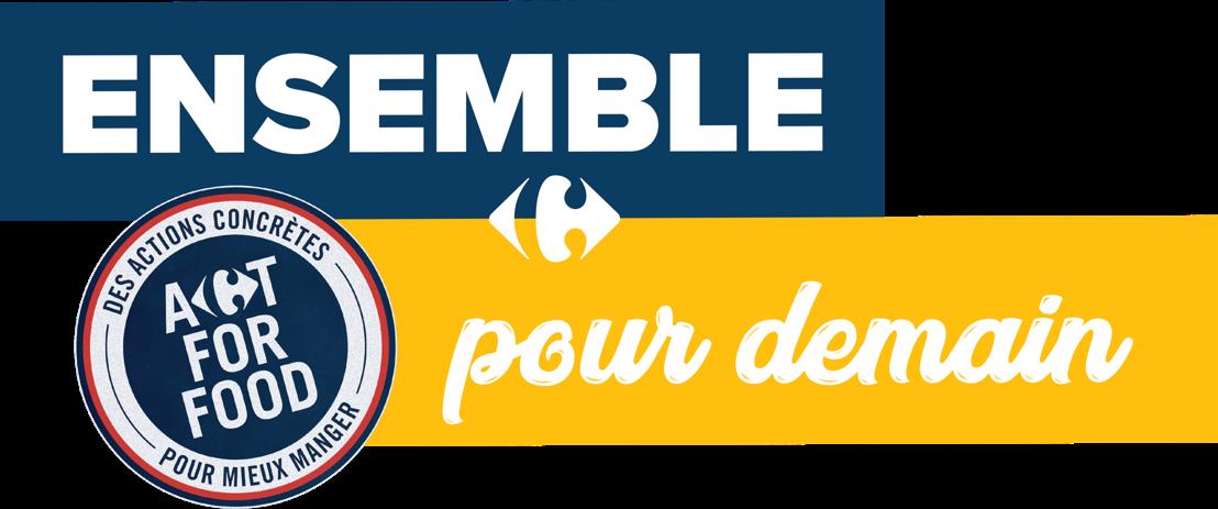 Carrefour lance le Pacte de la Transition alimentaire au niveau belge