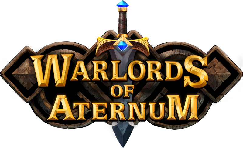 Warlords of Aternum Logo