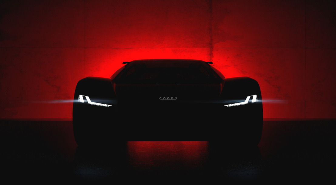 Audi PB 18 e-tron: show car world premiere at Pebble Beach Car Week