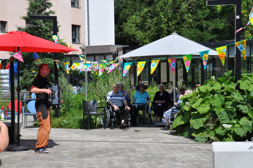 Zorgeloze zomerconcerten voor Leuvense senioren