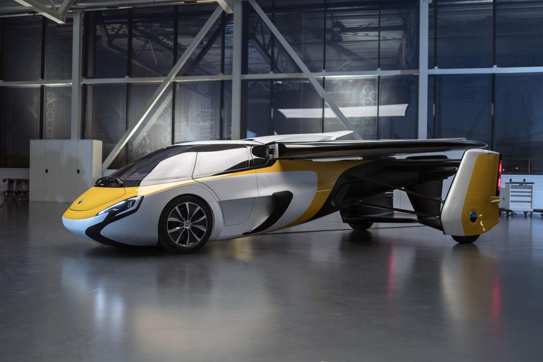AeroMobil 4.0 STOL Car Configuration