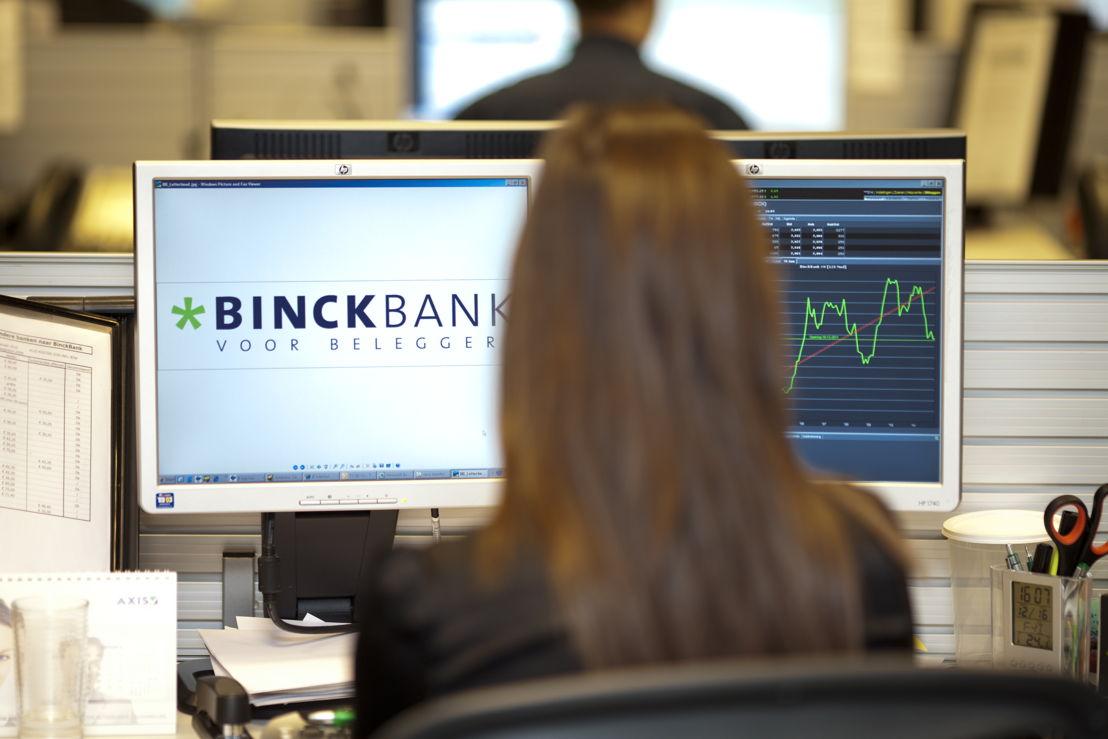 BinckBank Belgium Office