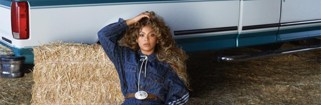 """adidas x Beyoncé lanzan la cuarta colección de Ivy Park """"IVY PARK RODEO"""""""