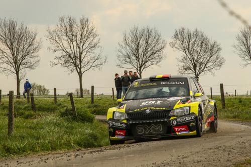"""Sébastien Bedoret: """"Onze mooiste rally"""""""