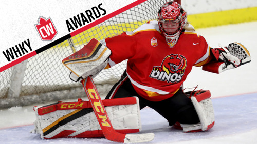 WHKY: Roberts rewarded for remarkable season