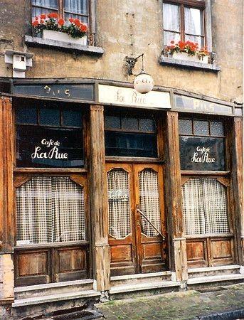 "Erfgoed: bescherming café ""La Rue"""