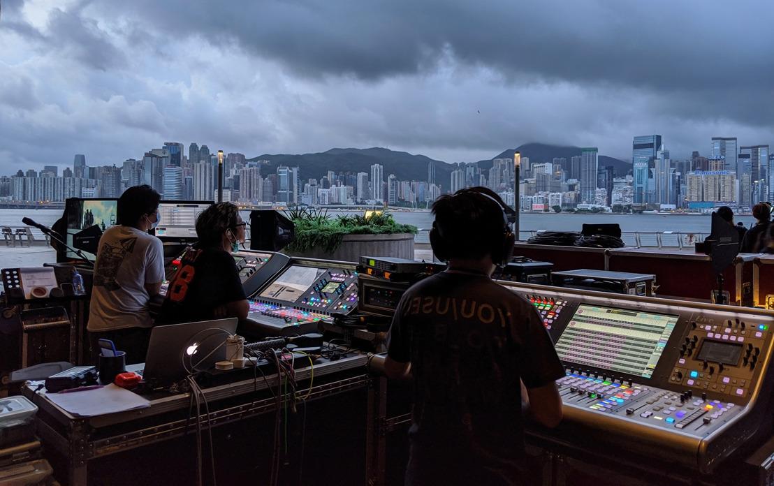 SSL Live trio brings Hong Kong charity concert to the masses
