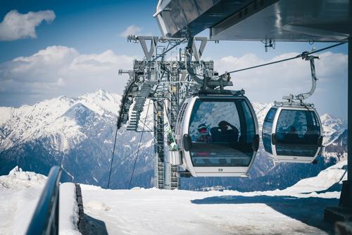 Спрос на горнолыжный отдых вырос среди россиян на треть