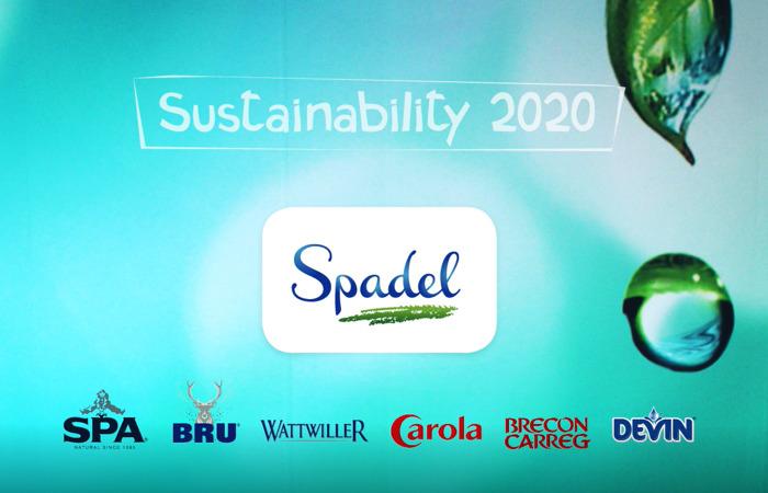 Stratégie développement durable Spadel