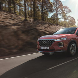 De nieuwe generatie Hyundai Santa Fe