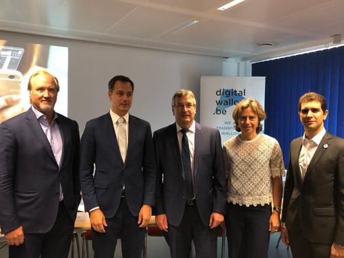 Eerste resultaten van het akkoord tussen de operatoren en de Waalse regering voor een verbetering van de mobiele dekking in Wallonië