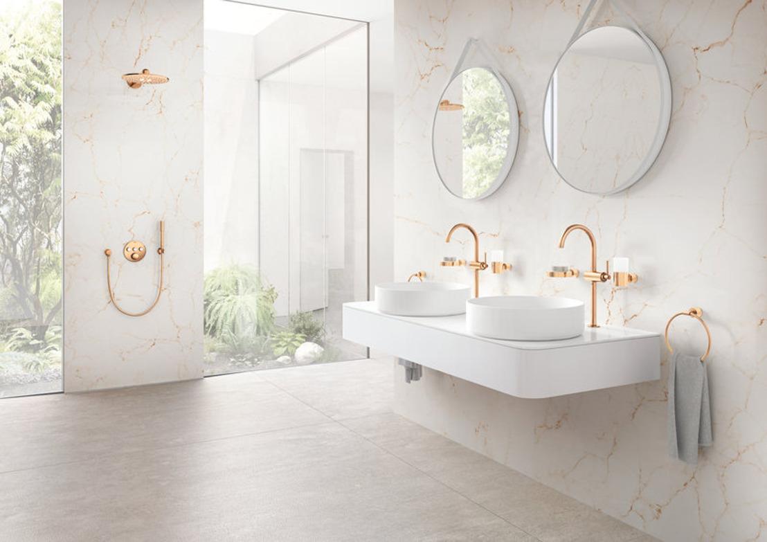L'équilibre parfait pour chaque expérience de douche : voici les systèmes de douche GROHE