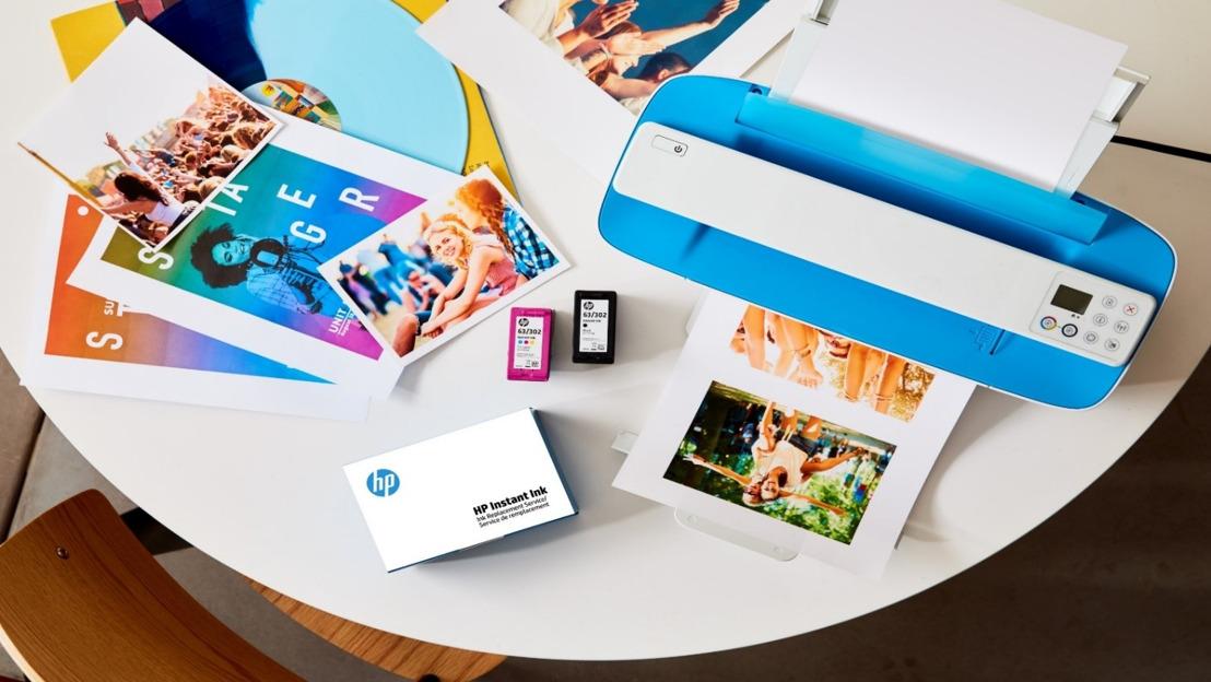 HP présente Instant Ink, pour économiser jusqu'à 70% sur l'encre originale