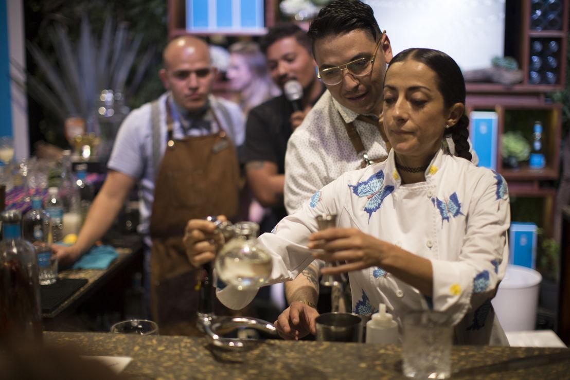 Chef Lula Martin del Campo del Restaurante Cascabel