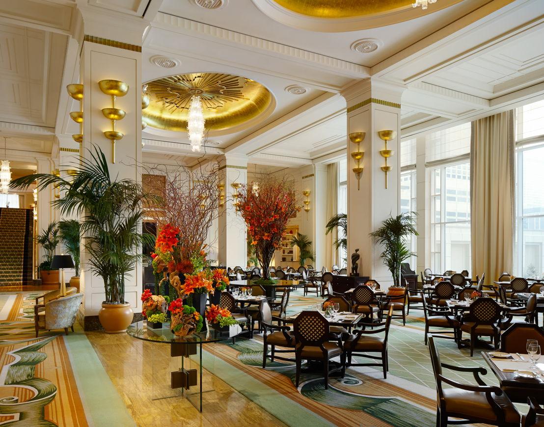 The Lobby, The Peninsula Chicago