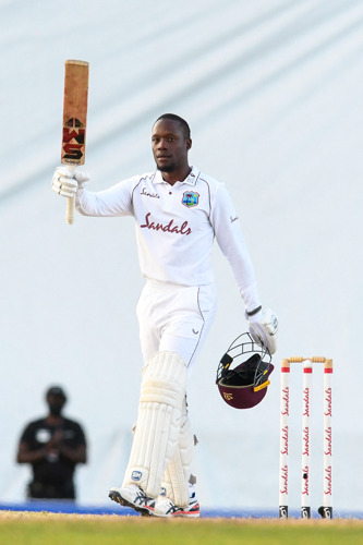 West Indies name unchanged squad for second Sandals Test match