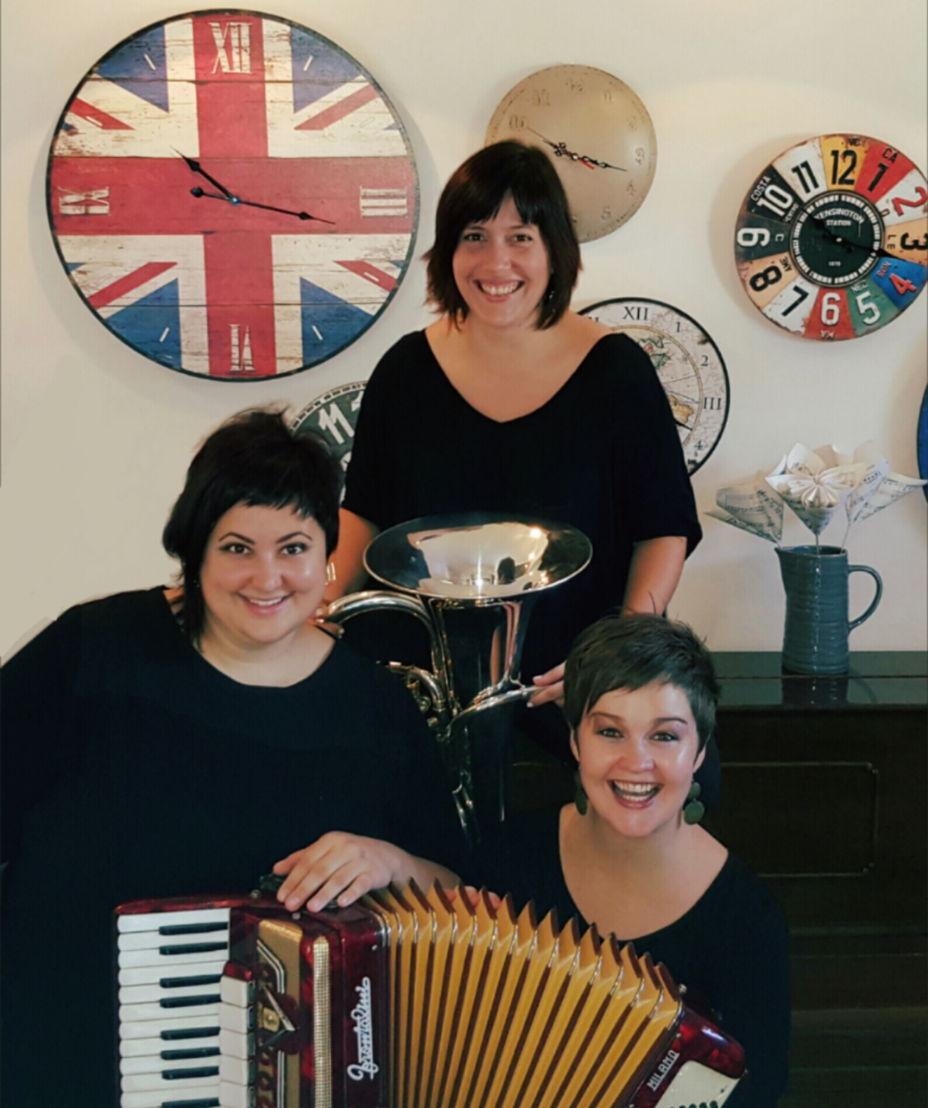 Baobab Trio in Concert
