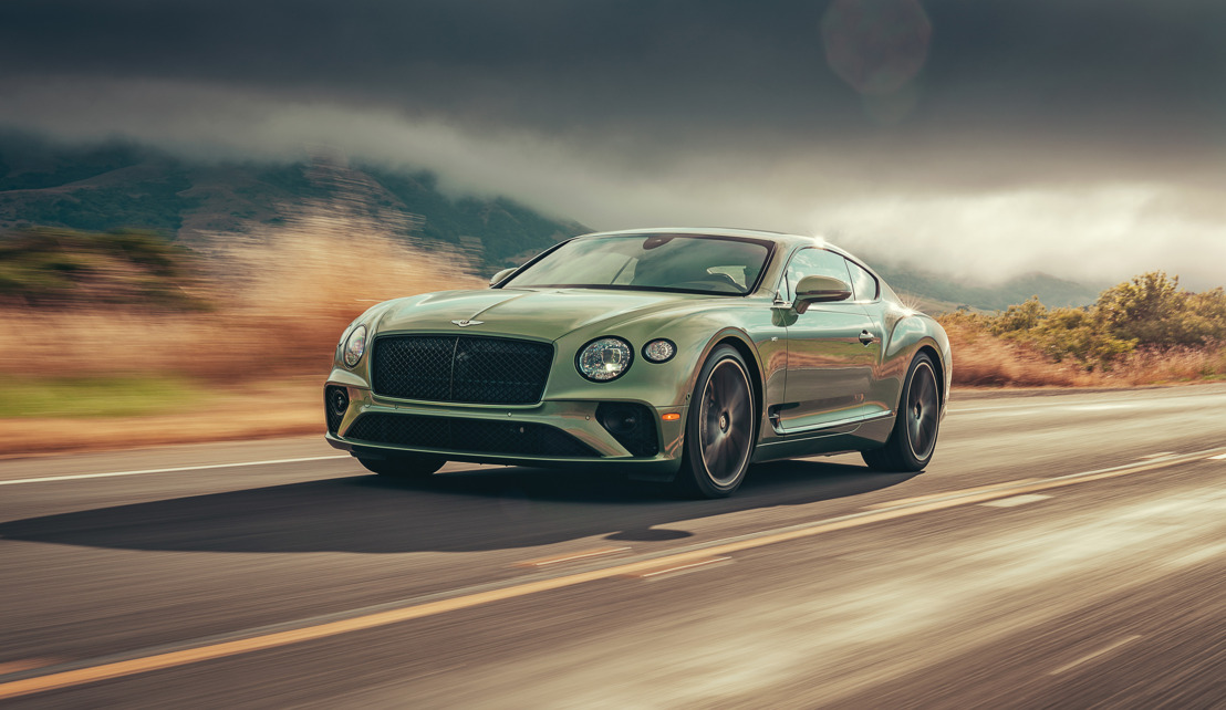 BENTLEY ANNOUNCES DETAILS OF NEW MODEL YEAR CONTINENTAL GT AS V8 DERIVATIVE ARRIVES