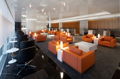 Cathay Pacific completes first stage of renovations at The Wing, airline's signature lounge in Hong Kong