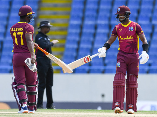 West Indies name 15-member squad for the CG Insurance ODI Series against Australia
