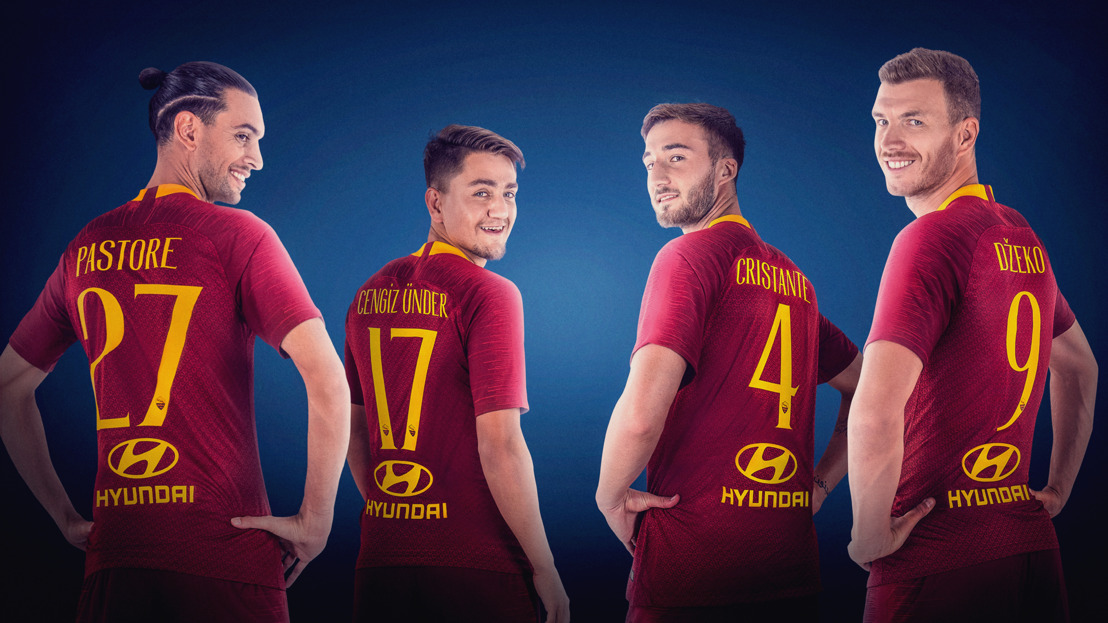 Hyundai Motor signs new multi-year agreement with AS Roma to become Global Automotive Partner