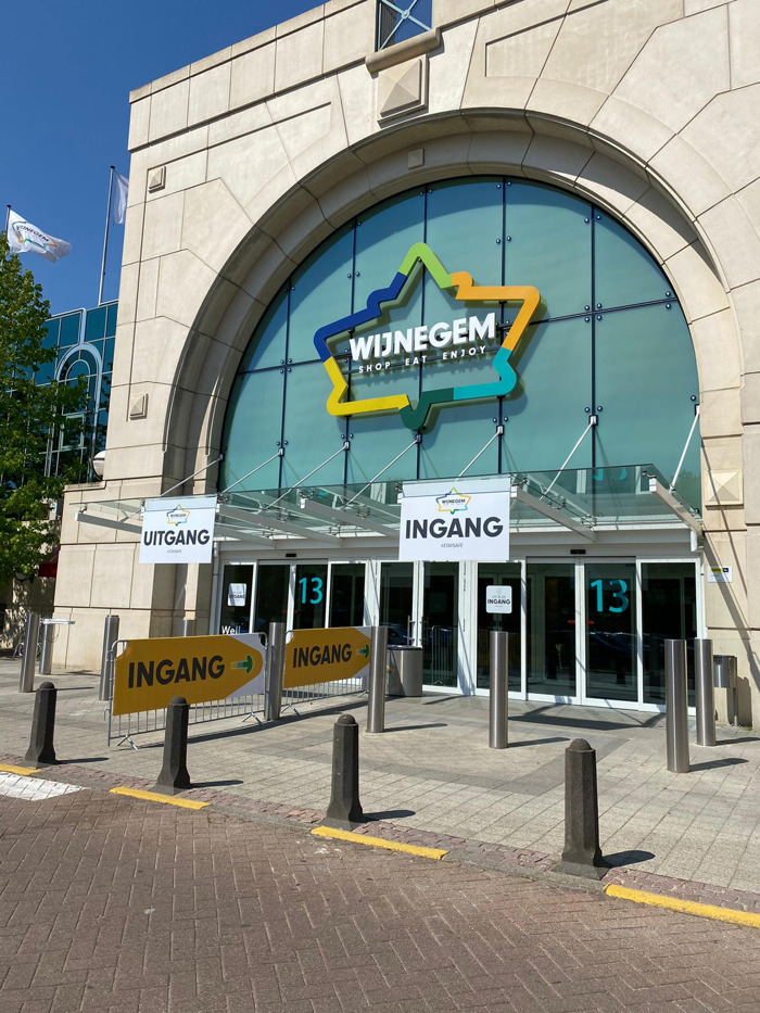 Belgian shopping centres present their grand reopening plan