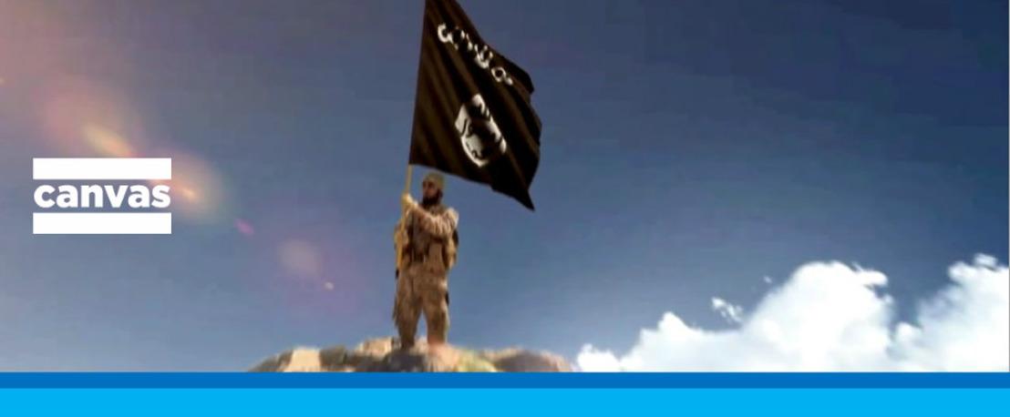 Ophefmakende documentaire van IS-infiltrant in Terzake