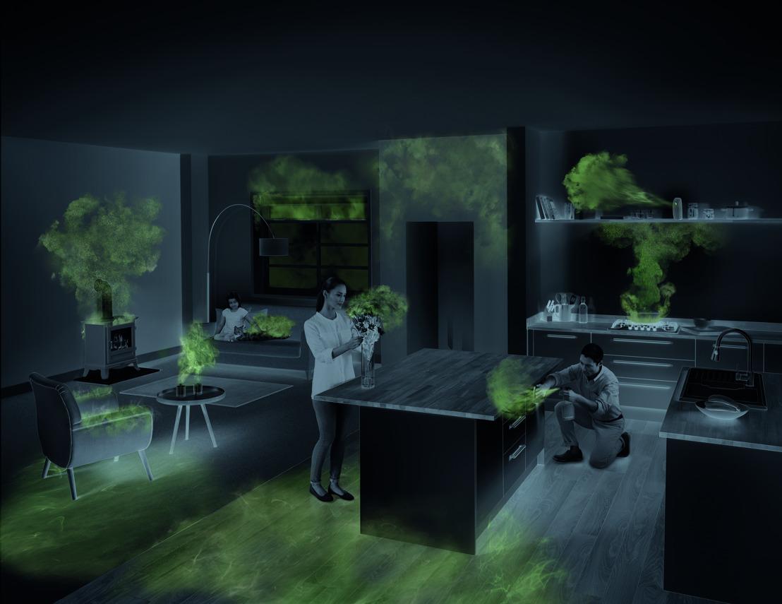 Dyson revela las partículas contaminantes que están presentes en tu casa