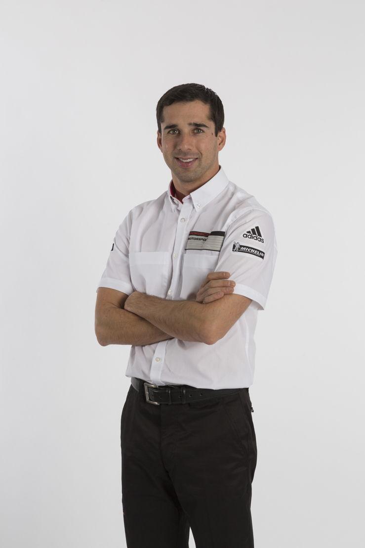 Porsche Team - Driver Neel Jani