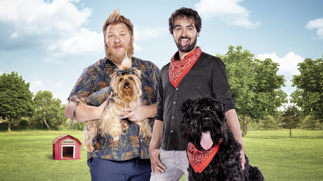 Vinden Joris Hessels en Dominique Van Malder de ideale hondenmatch?