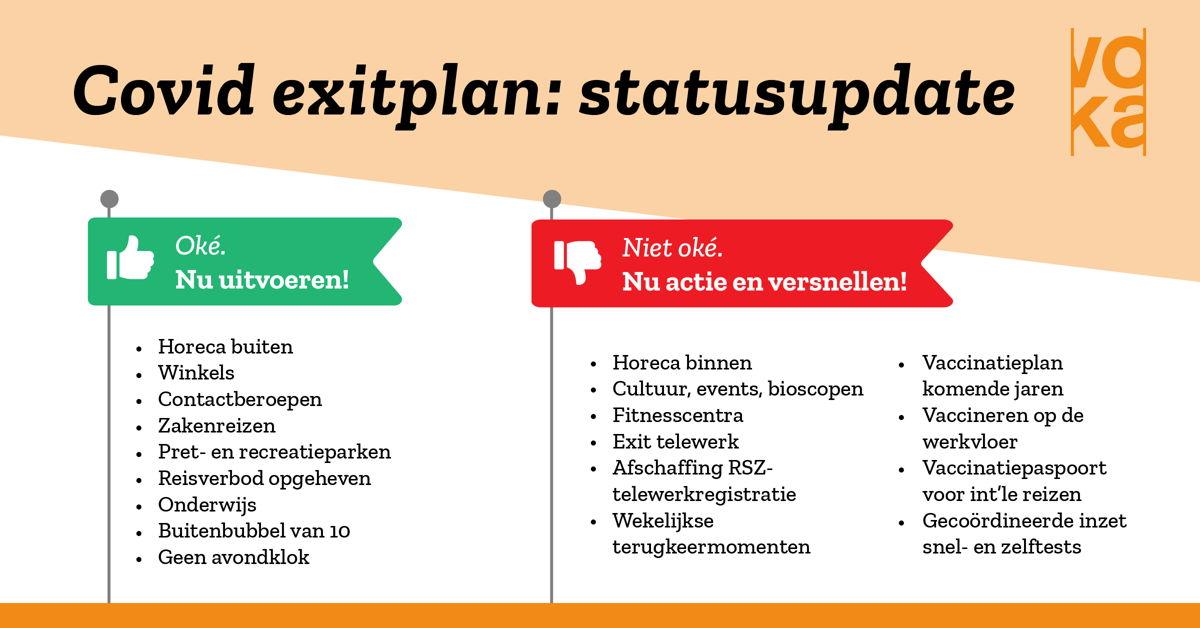 statusupdate exitplan