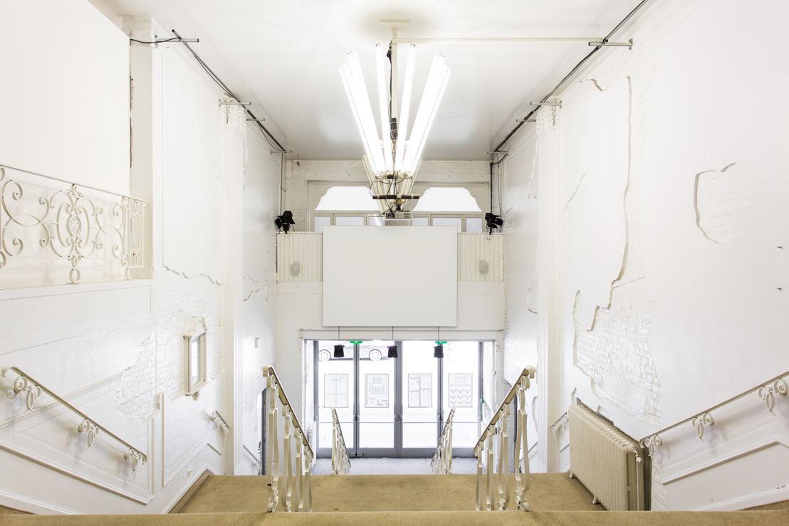 Witte Foyer © Bram Tack