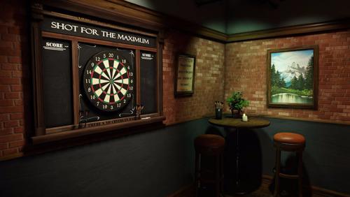 Marketplace Spotlight - Bar Interior