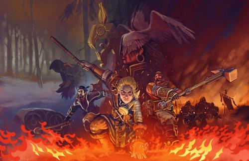 Iron Danger : le nouveau RPG annonce sa date de sortie en vidéo