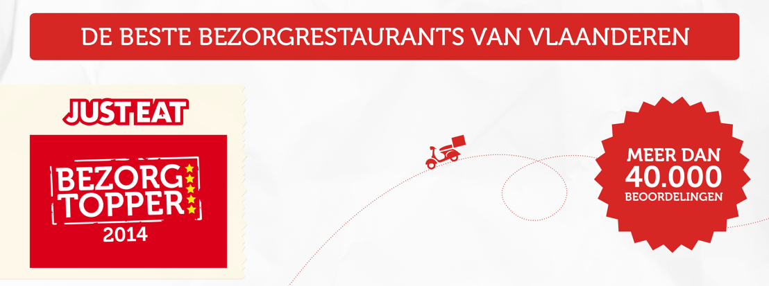 Beste bezorgrestaurant van heel Vlaanderen ligt in Hasselt: Pizza Masters wint BezorgTopper van JUST-EAT.be