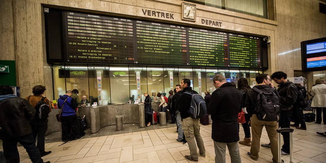 Voor het eerst werken er meer dan 50 000 Brusselaars in Vlaanderen
